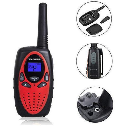 Befove Walkie Talkies Range 22 Channel Radios Handheld Walkie Talkies Adult