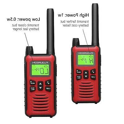 floureon Walkie Talkies Adults 4 Range Two 22