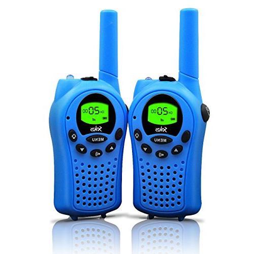 Walkie Talkies 22 2 Way 3 Miles Handheld Walkie for Kids