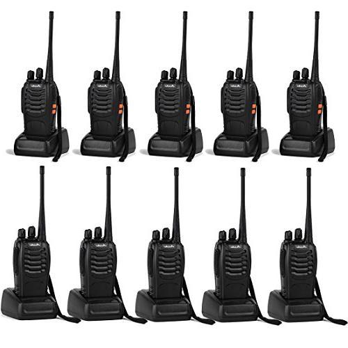 walkie talkies long range rechargeable