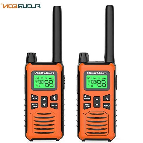 walkie talkies long range two