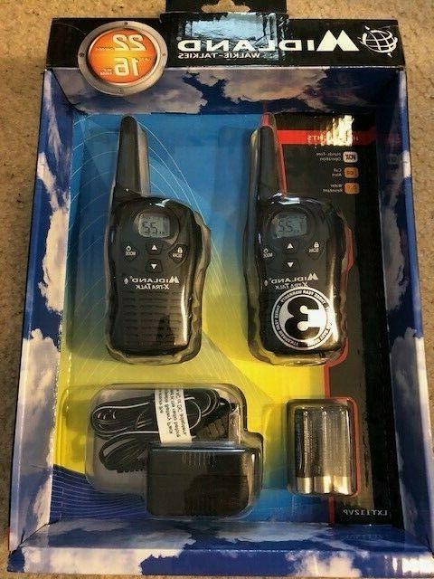 walkie talkies nib model lxt112vp