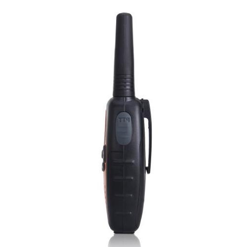 FLOUREON 4 Walkie Talkies 22 Long Handheld Talky