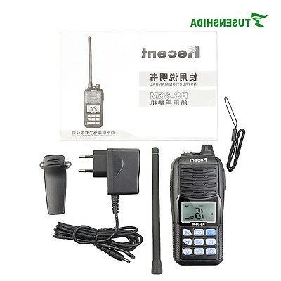 Waterproof IP-X7 VHF Walkie Talkie Radio with Floating