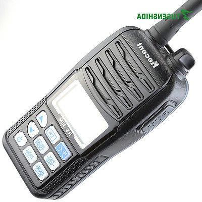 waterproof ip x7 vhf marine walkie talkie
