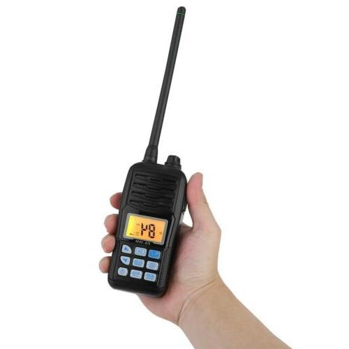 Waterproof Marine Wireless Walkie-talkie Way Radio