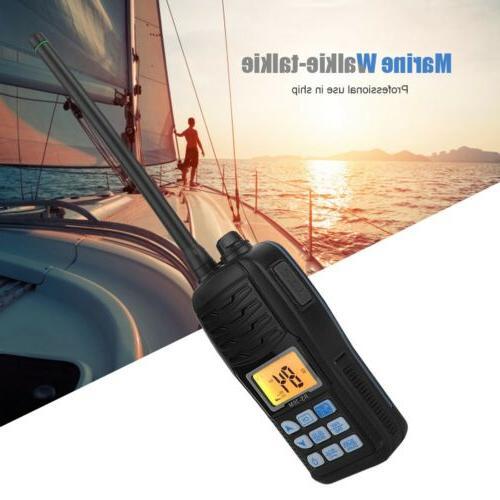 Waterproof RS-36M LCD Way Radio Interphone