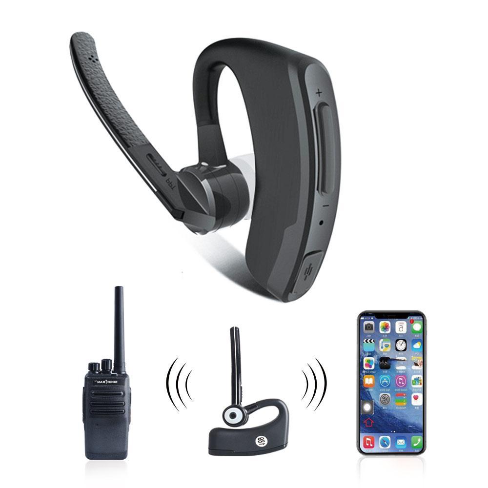 Wireless <font><b>Walkie</b></font> ptt Headset KENWOOD headset Baofeng UV-5R