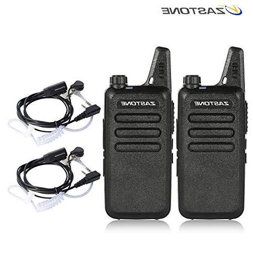 x6 walkie talkie uhf 400