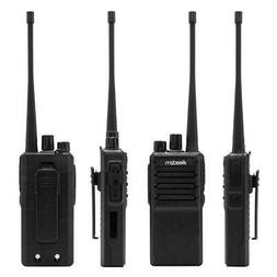 1PC Rechargeable Walkie Talkie Two Way Radio Handhled Long R