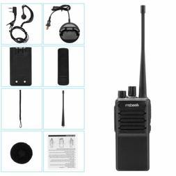 LEADZM-C2 Single Walkie Talkie Handheld  Long Range+2800mAh