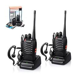 Long Distance Walkie Talkie Two Way Radio For Adult CB 2 Set