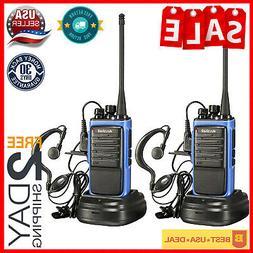 Long Range Two Way Radios, 16Ch Emergency Portable Waterproo