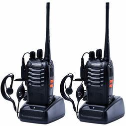 long range walkie talkie set 50 mile