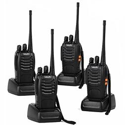 Ansoko Long Range Walkie Talkies Amateur Two Way Radios