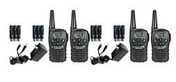Midland LXT118VP FRS/GMRS Two-Way Radios / Walkie Talkies Up