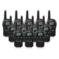 Midland LXT500VP3  Two Way Radio, Rechargeable Batteries and