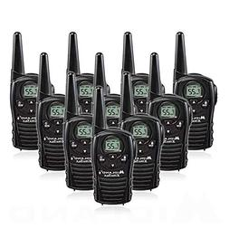 Midland LXT118X10 FRS Walkie Talkies with Channel Scan - Up