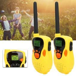 Mini 80-100M Outdoor Walkie Talkies Electronic Radio Interph