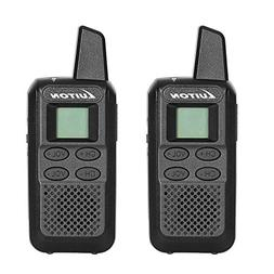 Mini Walkie Talkies Long Range Two-Way Radio Mini Rechargeab