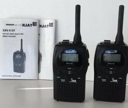 mini walkie talkies trutalk 2 way radios