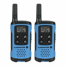 Motorola LONG Range Police Two Way Radio Walkie Talkie Set 1