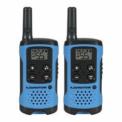 Motorola LONG Range Police Two Way Radio Walkie Talkie Set 1