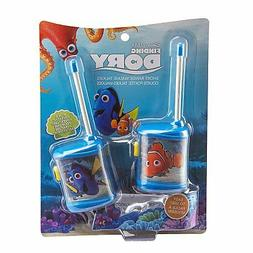New Finding Dory Character Walkie Talkies Kids Playset Featu