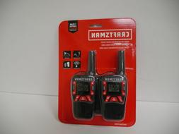 New Craftsman CMXZRAZF333 Hands Free Rechargable Walkie Talk