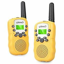 Outdoor Toys for 4-11 Year Old Boys, Real Walkie Talkies for