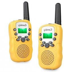 Outdoor Toys for 4-11 Year Old Boys, Walkie Talkies Kids Pla