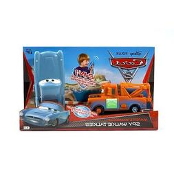 Disney Pixar Cars 2 Mater & McMissile Spy Walkie Talkies