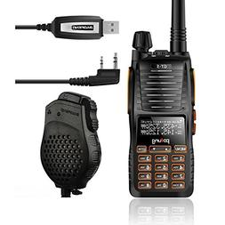 Baofeng Pofung GT-5 Two-Way Radio Transceiver, Dual Band VHF
