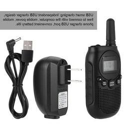 Portable BF-T6 Mini Walkie Talkie FRS PMR Two Way Radio CTCS