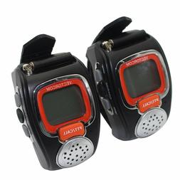 Portable Digital Wrist Watch Walkie Talkie Children Two-Way