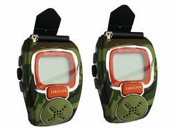 VECTORCOM Portable Digital Wrist Watch Walkie Talkie Two-Way