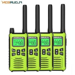floureon Professional Rechargeable Walkie Talkies for Adults