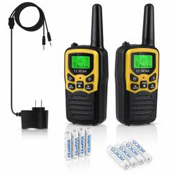 Professional Rechargeable Walkie Talkies Long Range Two Way