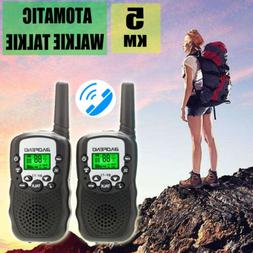 Professional T-388 Walkie Talkie LCD Transceiver Walkie Talk