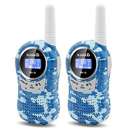 Qniglo Q168 Walkie Talkies for Kids , 22 Channel FRS/GMRS Tw
