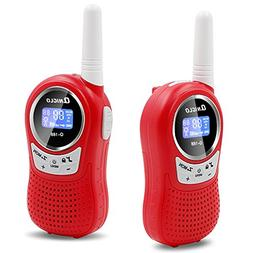Qniglo Q168 Walkie Talkies for kids , 22 Channel FRS/GMRS 3
