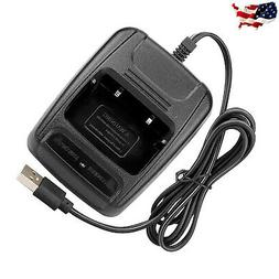 Radio Battery Charger USB for Baofeng BF- 888S Retevis H777