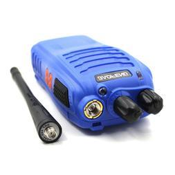 Baofeng Radio BF-888S 5W UHF 400-470MHZ Blue Walkie Talkie H