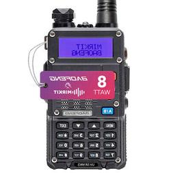 Baofeng Radio UV-5R MK5 8W 2019 Mirkit Edition Improved Mode