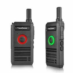 SOCOTRAN Rechargeable Two Way Radio Walkie Talkie for Adults