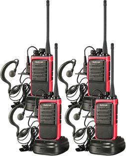 1PC Rechargeable Walkie Talkie Two Way Radio Handhled Long Range GMRS Waterproof