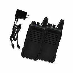 Swiftion Rechargeable Walkie Talkies for Hunting Long Range