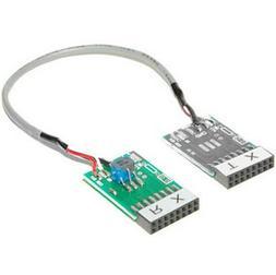 AEcreative Repeater Interface Cable for Motorola Mobile Radio CDM1550 CDM750 Maxtrac CM300 GM300