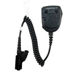 Speaker/Microphone, Remote, 3-5/64 in. L