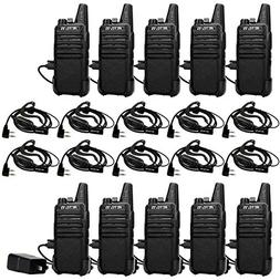Retevis RT22 Two Way Radio Vox Walkie Talkies with Professio